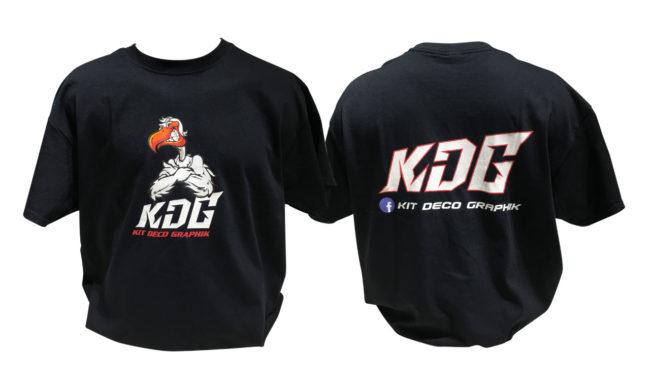 Tee shirt KDG Mascotte