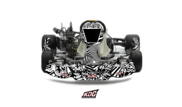Kit déco Karting - Occitan Racing - CRG 06 KART