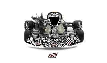 Kit déco Karting - Occitan Racing - CRG 06 KART