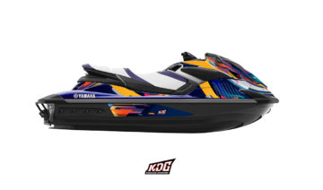 Kit déco jet ski - Mesquita - Yamaha Wave Runner