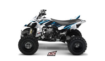 Kit déco Quad - Light - Yamaha 450 YFZ-R 2009 à 2013