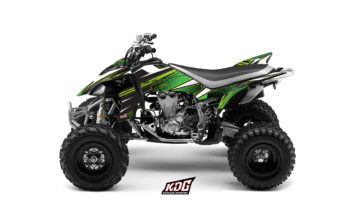 Kit Déco Quad - Speed - Yamaha 450 YFZ-R 2003 à 2008